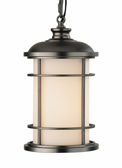 Lighthouse Outdoor Pendant By Murray Feiss - Nautical OL2209BB