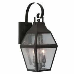 "Livex Augusta 21"" Exterior Wall Lighting 2081-07"