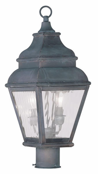 Exeter 22 outdoor light post charcoal 2603 61 livex exeter 22 outdoor light post charcoal 2603 61 aloadofball Images