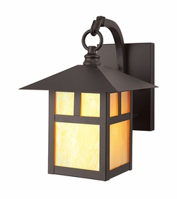 "Livex Montclair Mission 10.75"" Outdoor Wall Light - Bronze 2131-07"