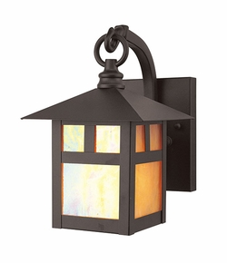 "Livex Montclair Mission 8.5"" Outdoor Wall Lighting Fixture - Bronze 2130-07"