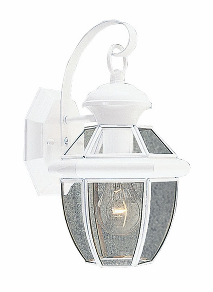 Livex Monterey 12 5 Quot Exterior Wall Lighting White 2051 03