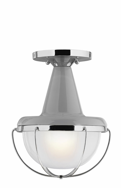 115 Outdoor Flush Mount Ceiling Light By Feiss Contemporary