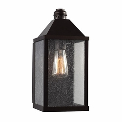 "Lumiere 14"" Exterior Wall Lantern By Feiss - Bronze OL18013ORB"