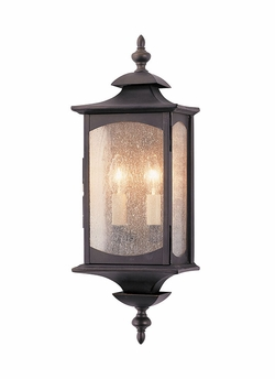 "Market Square 19"" Exterior Wall Sconce By Murray Feiss - Transitional OL2601ORB"