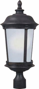 Maxim Dover Energy Star Outdoor Post Lantern - Fluorescent 85092