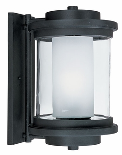 "Maxim Lighthouse Energy Efficient 15.5"" Outdoor Wall Light - Anthracite 85866CLFTAR"