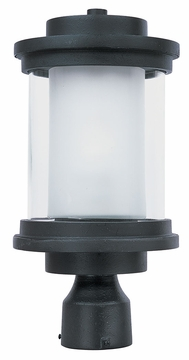Maxim Lighthouse Energy Efficient Exterior Post Light - Anthracite 85860CLFTAR