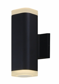 "Maxim Lightray LED 10.25"" Outdoor Wall Sconce Lighting - Bronze 86135ABZ"