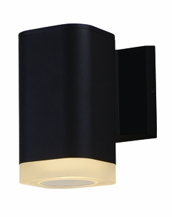 "Maxim Lightray LED 6.75"" Outdoor Wall Lighting - Bronze 86134ABZ"