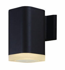 "Maxim Lightray LED 8.25"" Exterior Wall Light - Bronze 86137ABZ"