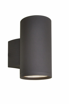 "Maxim Lightray LED 9.25"" Outdoor Wall Sconce - Bronze 86101ABZ"