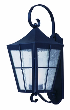 "Maxim Revere Energy Efficient 23.5"" Outdoor Wall Lighting - Black 85334CDFTBK"