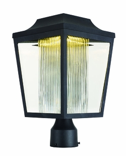 Maxim Villa LED Outdoor Post Lantern - Anthracite 85630CLCRAR