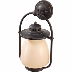 """Mc Coy 18"""" Outdoor Wall Mount By Feiss - Bronze OL9302GBZ"""