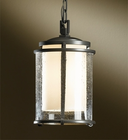 "Meridian 12.7"" Hanging Outdoor Light By Hubbardton Forge"