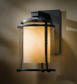 "Meridian 12.7"" Outdoor Wall Lantern By Hubbardton Forge"