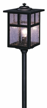 "Mission 18.375"" Outdoor Landscape Lighting By Arroyo Craftsman"