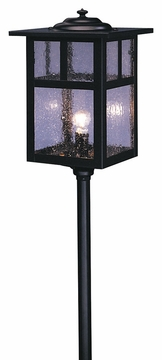 """Mission 32.5"""" Pathway Light By Arroyo Craftsman"""