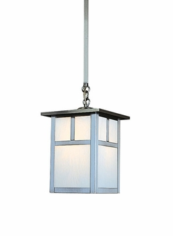 "Mission 8.875"" Outdoor Hanging Lantern By Arroyo Craftsman"