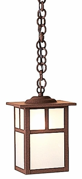 """Mission 8.875"""" Outdoor Pendant By Arroyo Craftsman"""