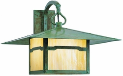 "Monterey 16.875"" Outdoor Wall Light By Arroyo Craftsman"
