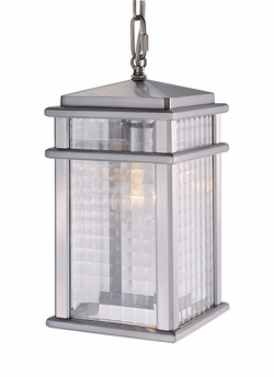 "Monterrey Coast 13.5"" Low Voltage Outdoor Pendant by Murray Feiss OL3411BRAL"