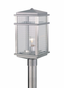 Monterrey Coast Outdoor Post Light by Murray Feiss OL3408BRAL