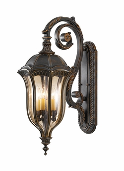 Murray Feiss Baton Rouge Outdoor Wall Sconce OL6004WAL
