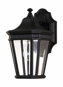 "Murray Feiss Cotswold Lane 11.5"" Exterior Wall Lighting Fixture - Traditional OL5400BK"