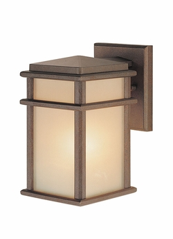 Murray Feiss Mission Lodge Outdoor Wall Sconce OL3400CB