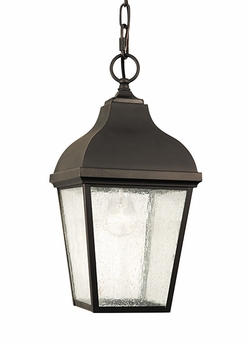 Murray Feiss Terrace Outdoor Pendant Lamp - Bronze OL4011ORB
