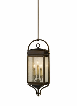 Murray Feiss Whitaker Outdoor Pendant Light - Transitional OL7411ASTB