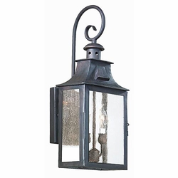 Newton Outdoor Wall Lantern by Troy BCD9001OBZ