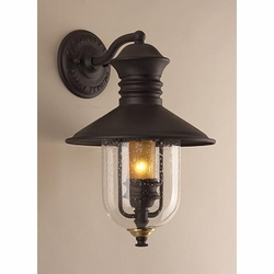 Old Town Outdoor Wall Lighting Fixture by Troy B9360NB