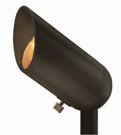 Outdoor Spot Light in Bronze by Hinkley 1536BZ