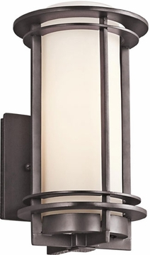 "Pacific Edge 10.75"" Exterior Wall Lighting By Kichler - Bronze 49344AZ"