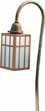 "Pasadena 36"" Outdoor Pathway Lighting Fixture By Arroyo Craftsman"