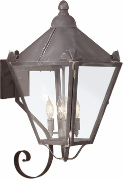"Preston 20"" Outdoor Wall Sconce By Troy - B8943"