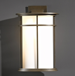 "Province Large 15.4"" Outdoor Wall Lamp By Hubbardton Forge - 305655"