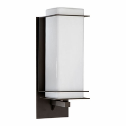 "Quorum Balboa 18"" Exterior Light Sconce - Bronze 7203-6-86"