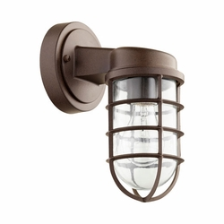 Quorum Belfour Outdoor Wall Lighting - Bronze 701-86