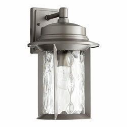 "Quorum Charter 15.5"" Outdoor Wall Lighting Fixture 7246-9-3"