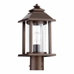 Quorum Crusoe Outdoor Post Lighting - Bronze 7274-86