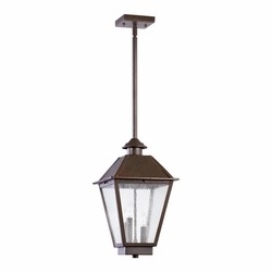 Quorum Emile Outdoor Hanging Light 7025-3-86