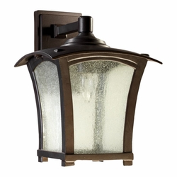 """Quorum Gable 14"""" Outdoor Wall Mounted Light 7510-9-86"""