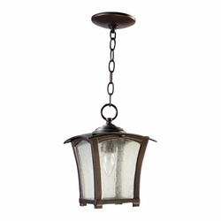 Quorum Gable Outdoor Hanging Lighting Fixture 7511-8-86