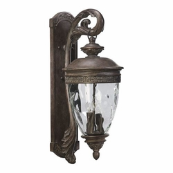 "Quorum Georgia 30"" Outdoor Lighting Sconce 7400-4-43"
