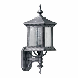 "Quorum Huxley 17.75"" Outdoor Wall Lantern 7460-72"