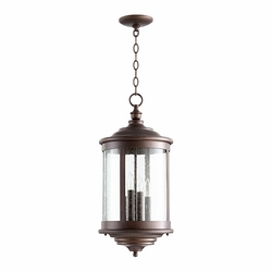 Quorum Mayfair Outdoor Hanging Lantern 746-4-86